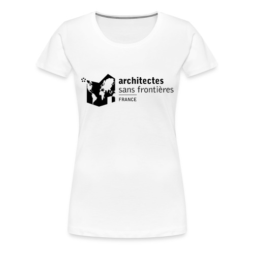 ASF France top - T-shirt Premium Femme