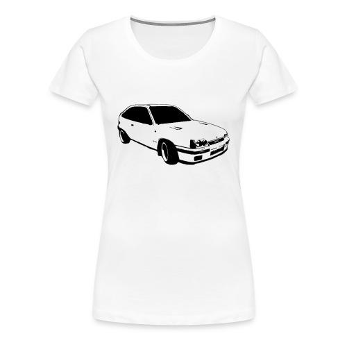 Ladies Astra Mk2 GTE T-shirt - Women's Premium T-Shirt