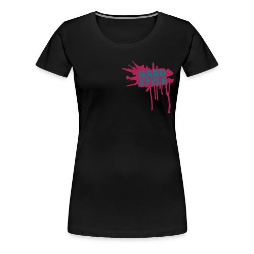 Hardstyle - Frauen Premium T-Shirt