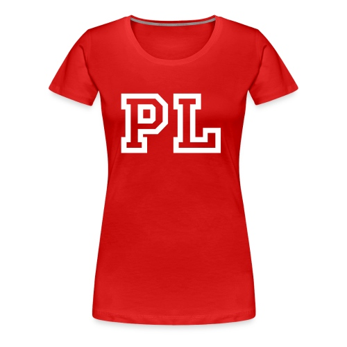 pl love - Frauen Premium T-Shirt