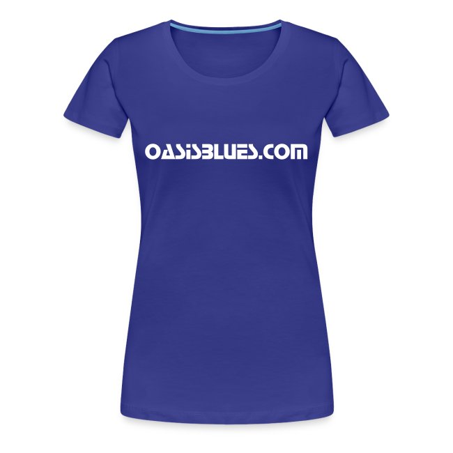 Oasisblues t-shirt