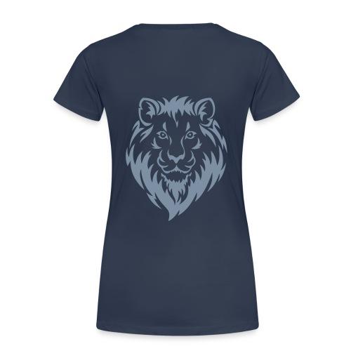 Für Löwen-Fans - Frauen Premium T-Shirt