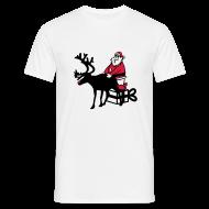 T-shirts ~ Mannen T-shirt ~ Ho, ho, ho.....