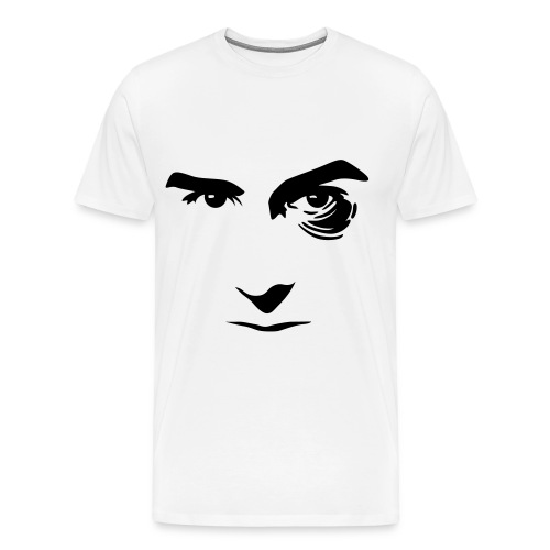 Men's Premium T-Shirt - Classic, loose fitting t-shirt for big and tall men. 100% cotton.