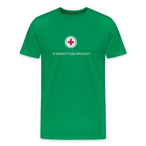 Männer Frostschaden - Männer Premium T-Shirt