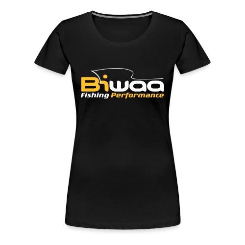 T-shirt Biwaa Femme logo Biwaa Bi-ton - T-shirt Premium Femme