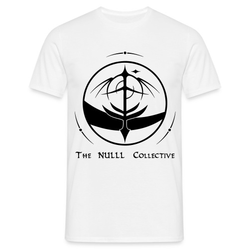 The NULLL Collective official band shirt - Men's T-Shirt