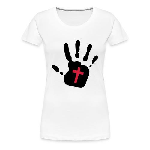 angel - Premium T-skjorte for kvinner
