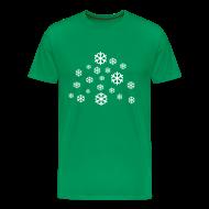 T-shirts ~ Mannen Premium T-shirt ~ Sneeuw
