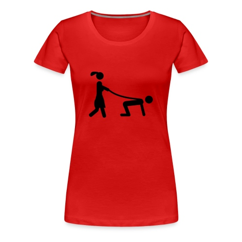 po ślubie - Koszulka damska Premium