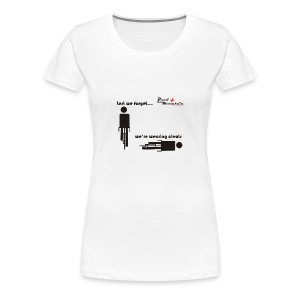 Lest we forget... - Women's Premium T-Shirt