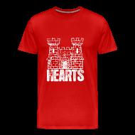 T-Shirts ~ Men's Premium T-Shirt ~ Hearts