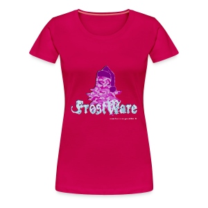 FrostWare regular - Naisten premium t-paita