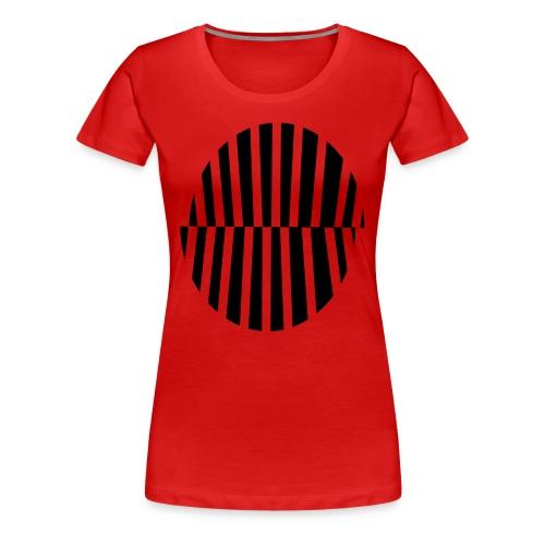 Damen T-Shirt zur Frühförderung von Babys - Frauen Premium T-Shirt