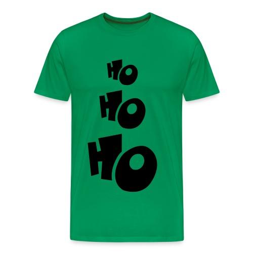 Men´s T-Shirt Ho HO HO - Men's Premium T-Shirt