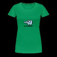 T-Shirts ~ Frauen Premium T-Shirt ~ Flaschenfant