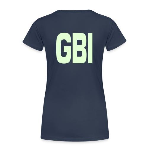 GBI Agency tee (women's) - Women's Premium T-Shirt