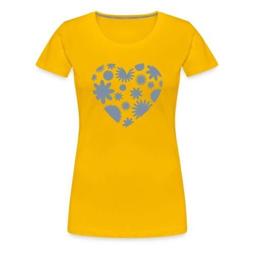 Nadja - Frauen Premium T-Shirt