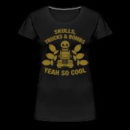 T-Shirts ~ Frauen Premium T-Shirt ~ YEAH SO COOL!
