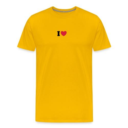 McGutschein Fan Shirt - Männer Premium T-Shirt