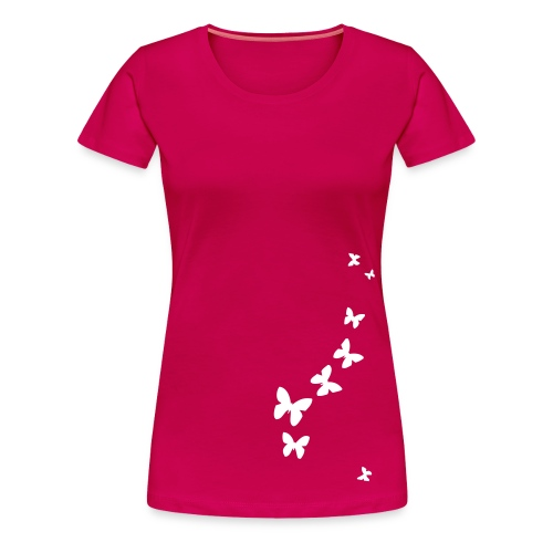 Butterfly Top - Women's Premium T-Shirt