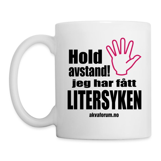 Litersyken-kopp