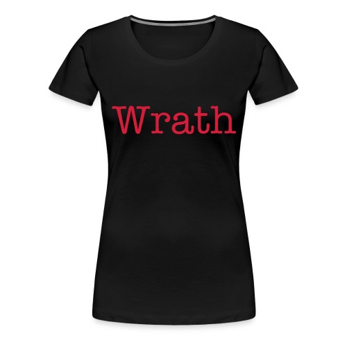 Dylans Wrath for Girls - Frauen Premium T-Shirt