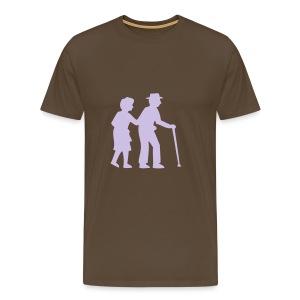 Old PPL - Koszulka męska Premium