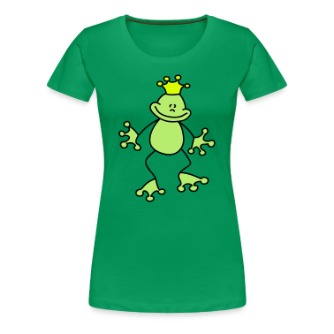 Sweet little frog king T-Shirts