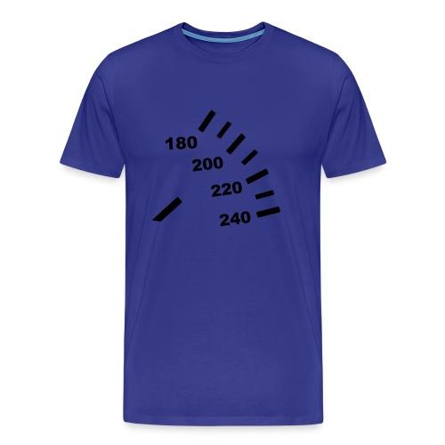 I LOVE FAST CARS - Camiseta premium hombre