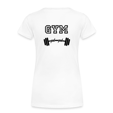 Fitness | Body Building | Hantel | Dumbbell T-Shirts
