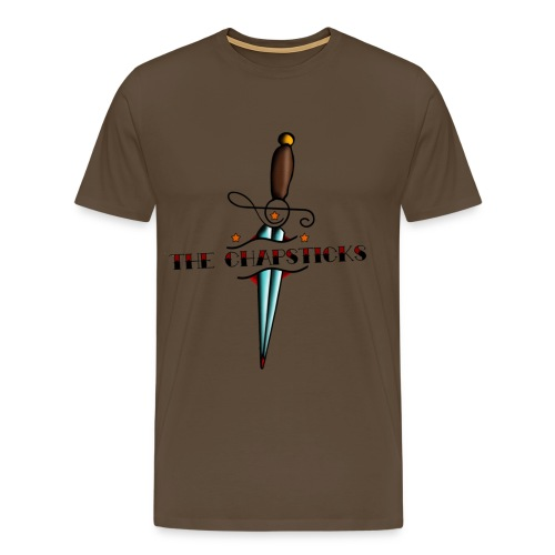 Chapsticks T-shirt - Premium-T-shirt herr