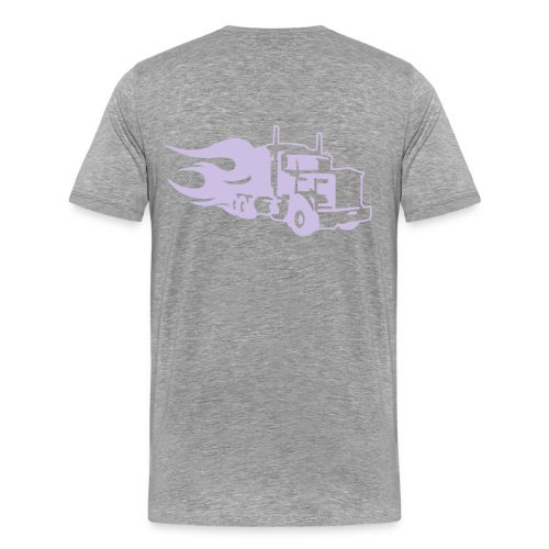 Yrkes älskare - Premium-T-shirt herr
