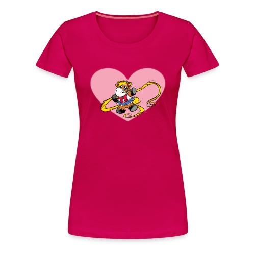 Sailor Pony - Frauenshirt - Frauen Premium T-Shirt