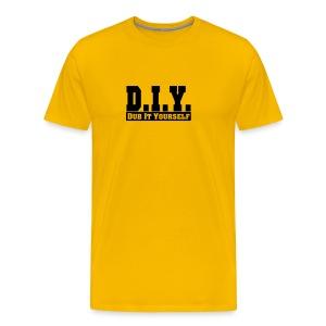 D.I.Y. - Men's Premium T-Shirt