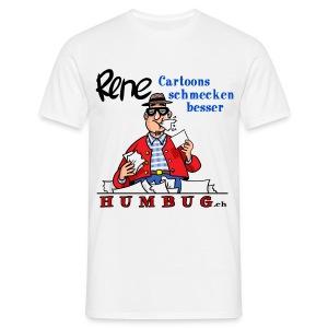 www.humbug.ch - Männer T-Shirt