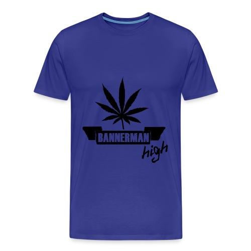 Bannerman High - Men's Premium T-Shirt