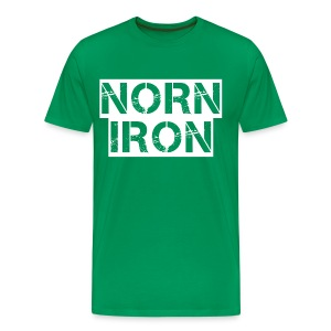 Norn Iron - Men's Premium T-Shirt