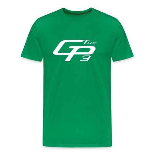 GP3 Shirt (in Männergrößen) mit Farbwahl - Männer Premium T-Shirt