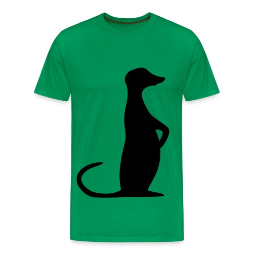 T-Shirt für Erdmännchen - Männer Premium T-Shirt