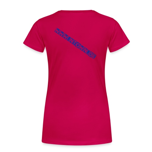 Girls from N-Town - Frauen Premium T-Shirt