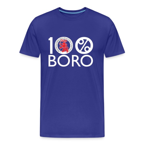 MFU - 100% Boro - Men's Premium T-Shirt