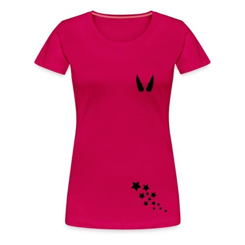 plain but attractive - Women's Premium T-Shirt
