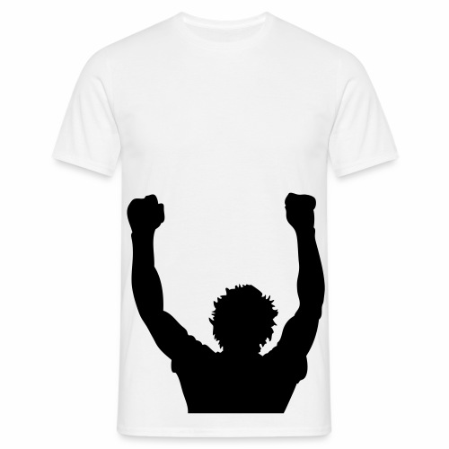 BILLY STATUE - ON UP - Men's T-Shirt