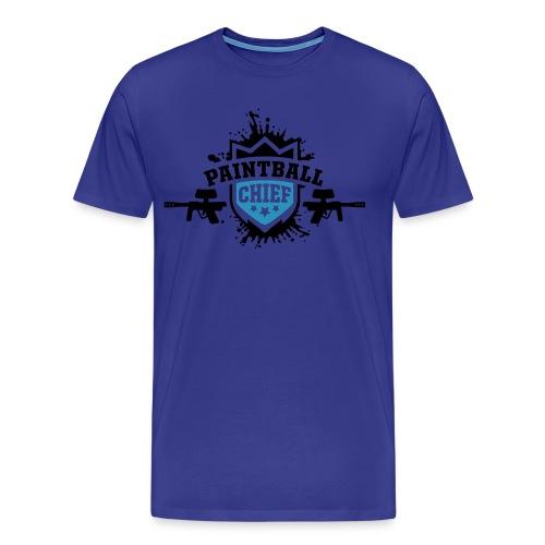 Chief Paintball - Männer Premium T-Shirt