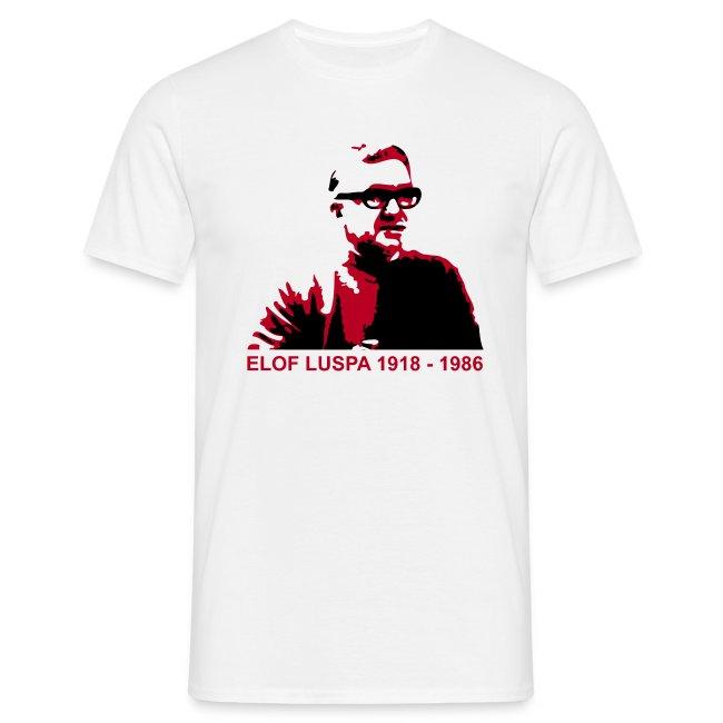 Elof Luspa - T-shirt - Herr
