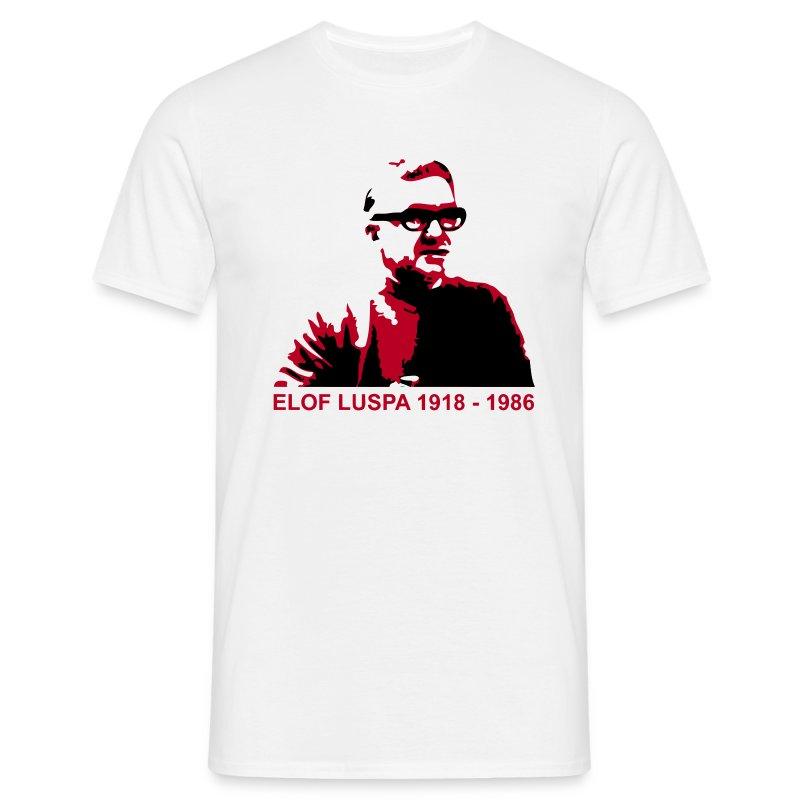 Elof Luspa - T-shirt - Herr - T-shirt herr