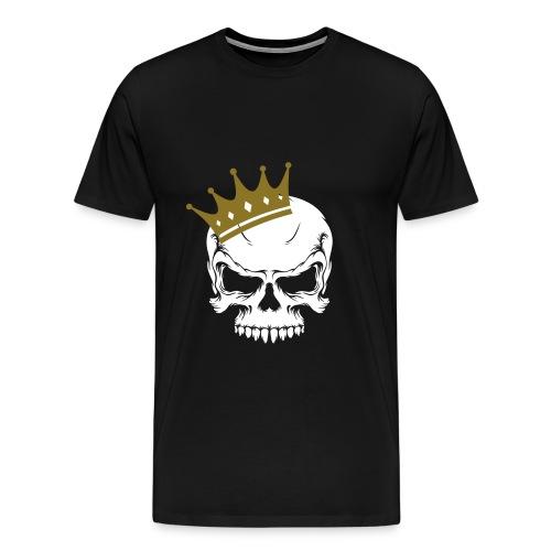 Skullking Extra stor - Premium-T-shirt herr