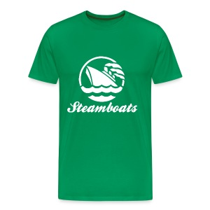 Steamboats - Men's Premium T-Shirt