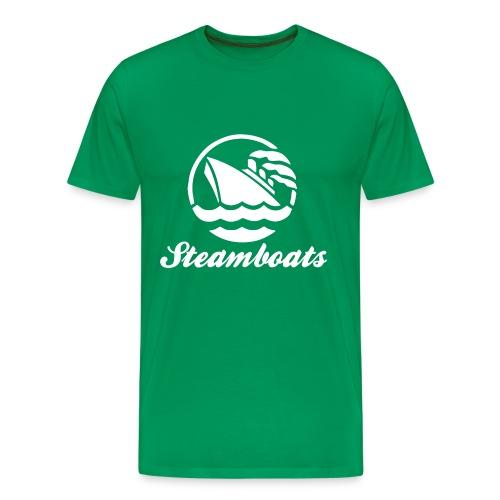 Steamboats - Men's Premium T-Shirt